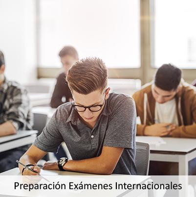 Preparación Exámenes Internacionales
