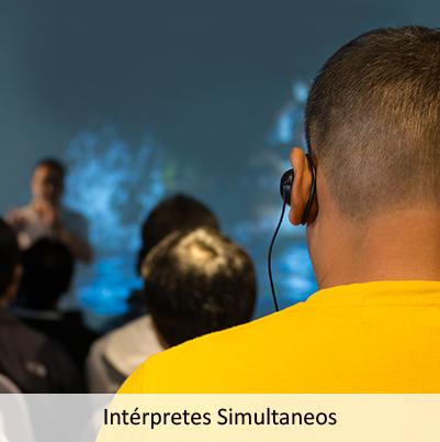 Intérpretes Simultaneos