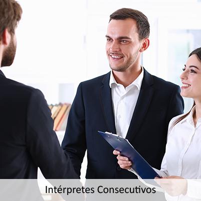 Intérpretes Consecutivos